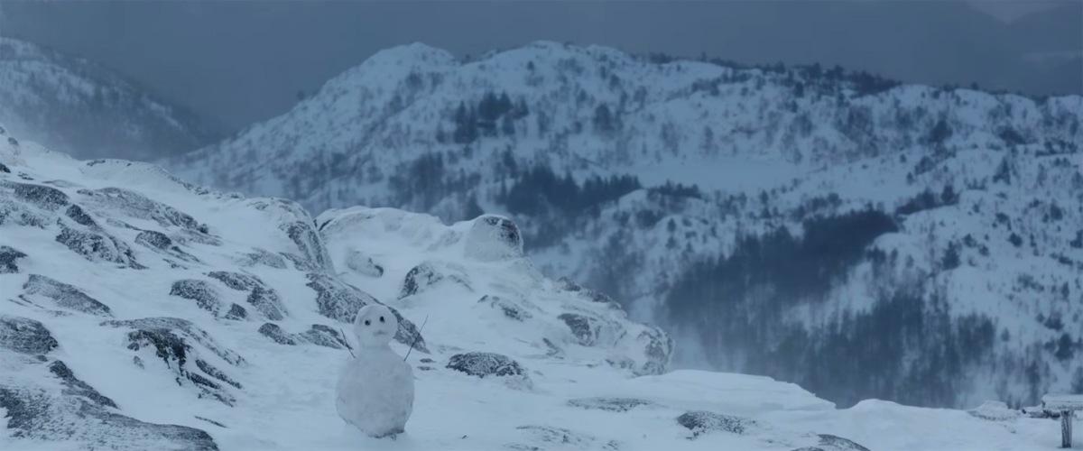 Schneemann - Ein Mörder in der Bergwelt Skandinaviens